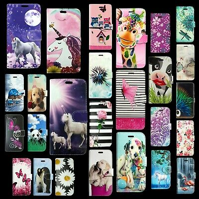 New For Samsung Galaxy A20e A202fds Book Flip Wallet Style Open Phone Case Cover • 4.49£