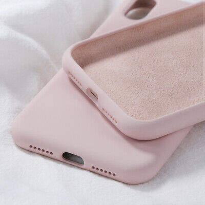 AU8.95 • Buy For IPhone 11 Pro 6s 7 8 X XS Max XR Shockproof Liquid Silicone Soft Case Cover