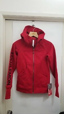 $ CDN285.09 • Buy Lululemon Scuba Hoodie 20Y Collection Dark Red SE NWT Size 6 DKRD Anniversary
