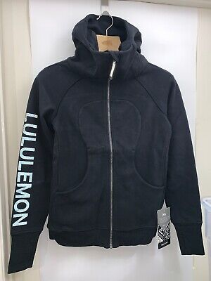 $ CDN285.09 • Buy Lululemon Scuba Hoodie 20Y Collection SE NWT Size 6 Black Color Anniversary
