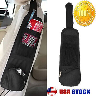 $5.62 • Buy 14.5 X4.7 Auto Car Seat Side Storage Organizer Interior Multi-Use Bag Accessory