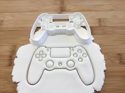 £5.50 • Buy PlayStation Game Controller Cookie Cutter. Biscuit, Pastry, Fondant Cutter