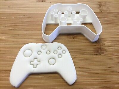 £4.99 • Buy Xbox Game Controller Cookie Cutter. Biscuit, Pastry, Fondant Cutter