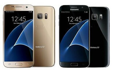 $ CDN114.79 • Buy Samsung Galaxy S7 SM-G930A G930(AT&T)Unlocked GSM Smartphone Cell Phone T-Mobile
