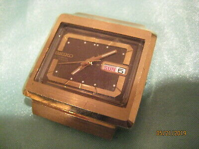 $ CDN26.65 • Buy Vintage Seiko Automatic Watch Case With Crystal & Dial  6309 ~  No Movement