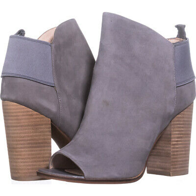 $ CDN79.99 • Buy Kelsi Dagger Brooklyn Gemma Ankle Booties 930, Fog, 10 US / 41 EU