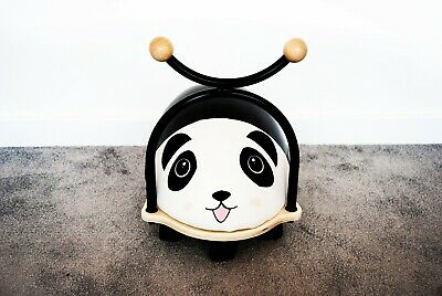 PANDA - Toddlers Wheely Bug / Ride On - Balance Bike Toy By Ecopandauk • 40.99£