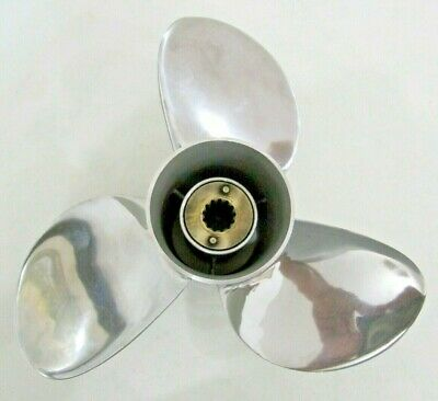 solas prop stainless steel