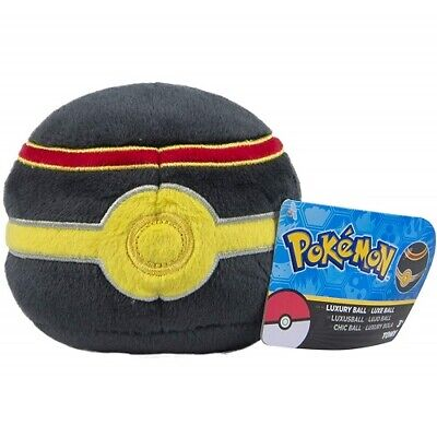 Pokemon Luxury Ball [NEW] Plush Soft Toy • 10.86£