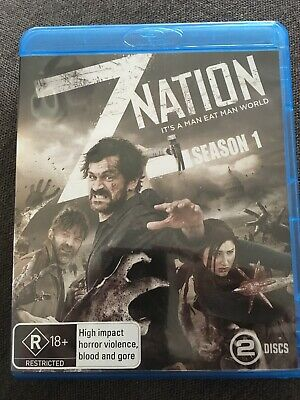 AU6.95 • Buy Z Nation : Season 1