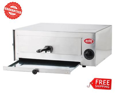 Stainless Steel Pizza Oven Commercial Kitchen Countertop Toaster Oven - 120V • 64.43$
