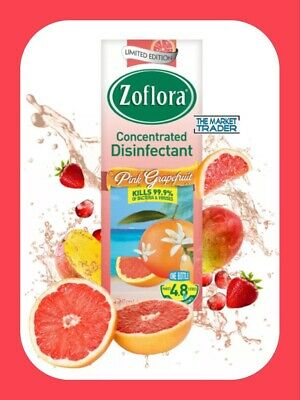 ZOFLORA 120ml NEW Antibacterial Disinfectant Concentrated - FAST FREE POSTAGE • 4.95£