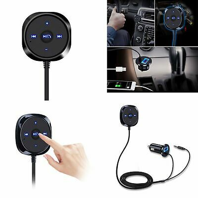 £10.99 • Buy AUX-in USB Car Kit Transmitter MP3 Player Magnetic Handsfree Bluetooth Charger