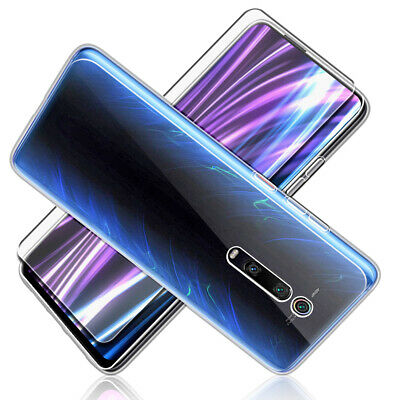 $4.97 • Buy SDTEK Case For Xiaomi Mi 9T + Glass Screen Protector Clear Gel Cover