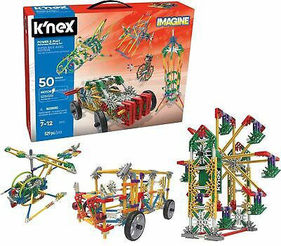 K'NEX Imagine Power And Play Motorised Building Set For Ages 7 And Up • 34.19£