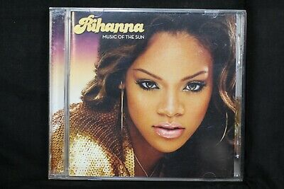 AU15 • Buy Rihanna ‎– Music Of The Sun  - (C264)