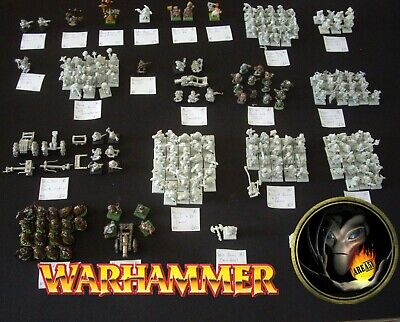 £35 • Buy Warhammer DWARF MULTILIST Choose Your Dwarves Dispossesed Units & Characters A7