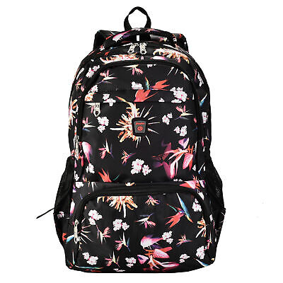 $10.99 • Buy School/College, Camping, Hiking, Travel Backpacks For Girls With Laptop Pocket