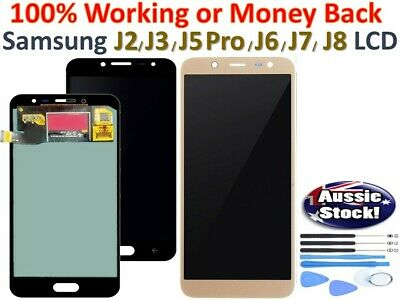 AU44.75 • Buy For Samsung Galaxy J2 Pro J3 J5 J6 J7 J8 LCD Replacement Touch Screen Digitizer