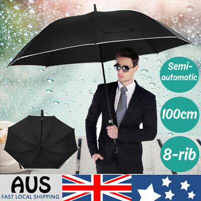 AU17.09 • Buy Compact Umbrella Automatic Windproof Strong Travel Wind UV Resistance Umbrella