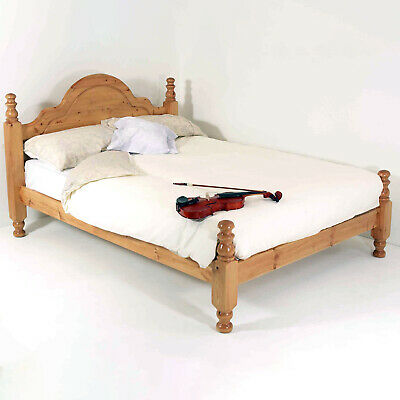 £385 • Buy 6FT Super King Size Solid Wood Bed Frame THE CLASSIC With Low Foot End
