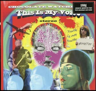 CHOCOLATE WATCHBAND: THIS IS MY VOICE [LP Vinyl] • 25.69£