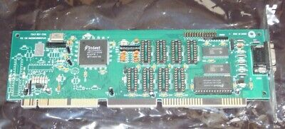 AU79.99 • Buy Trident TGUI9400CXi Vesa Local BUS VLB VGA Card For 486 Vintage Computer