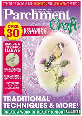 Parchment Craft Magazine - August 2019 Issue • 4.25£
