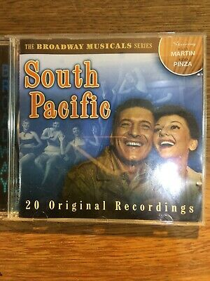 The Broadway Musical Series Cd... South Pacific • 2.20£