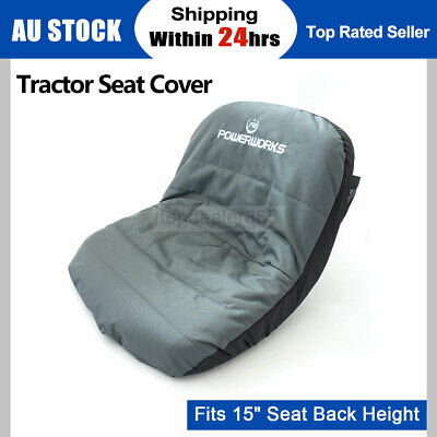 AU33.99 • Buy Ride On Mower Seat Cover Fit For John Deere Murray Rover Victa Husqvarna Cox Mtd