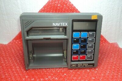 JRC NCR-300A Navtex Receiver NRS1NM-1 Approval No. NR90001 • 268.22£