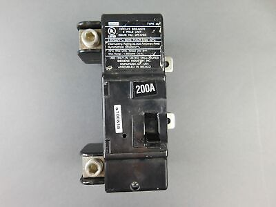 murray 200 amp breaker