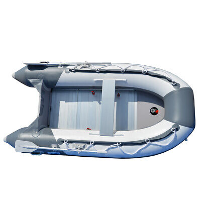 AU689 • Buy 2.5M Inflatable Boat Inflatable Dinghy Yacht Tender Raft With Aluminum Floor
