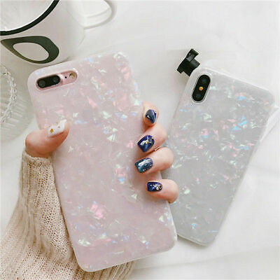 AU13.98 • Buy For OPPO A73 AX7 AX5s Reno Z 2Z Bling Glitter Sparkly Soft Slim Gel Cover Case