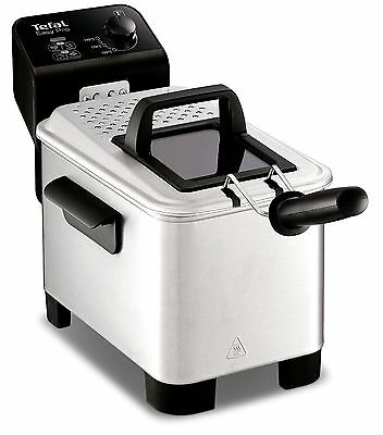 £47.99 • Buy Tefal FR333040 Deep Fat Fryer / Chip Pan - 3L ( 5 Portions ) Stainless Steel Sil