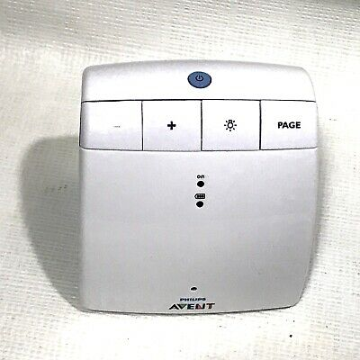 AU24.54 • Buy Philips AVENT Basic Baby Monitor With DECT Tech Receiver Only Extra Replacement