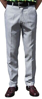 Sta Press Dogtooth Trousers-mod Clothing Retro Skinhead Ska Scooter Soul Relco • 39.99£
