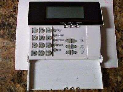 dsc home security system