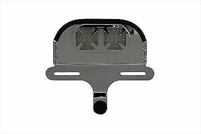 Maltese Tail Lamp Kit Clear Lens For Harley Davidson By V-Twin • 38.76£