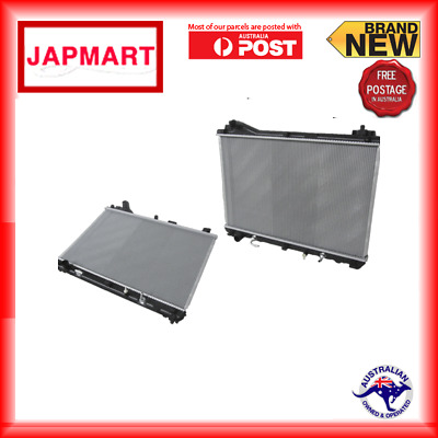 AU237.31 • Buy For Suzuki Grand Vitara Jb/jt Radiator 08/05~Onwards 350-dar-tvzs