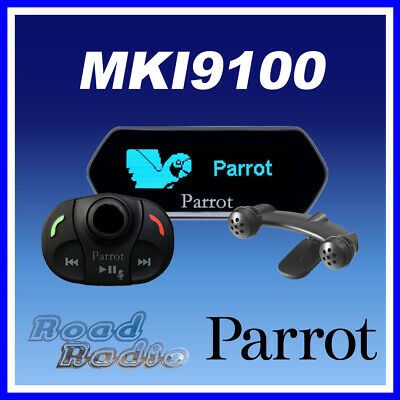 Parrot MKi9100 MK2 Bluetooth Handsfree Car Kit With USB & IPod / IPhone Control • 139.99£