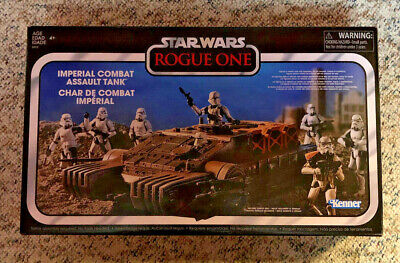 $ CDN70 • Buy Star Wars The Vintage Collection Imperial Combat Assault HoverTank BNIB