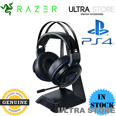 AU209.95 • Buy Razer Thresher Ultimate 7.1 Dolby Sound Wireless Surround Gaming Headset For PS4