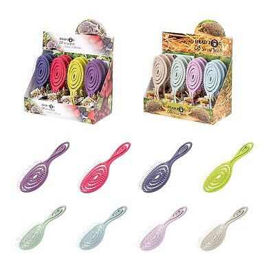 Head Jog 08 Eco Friendly Bio-Material Straw Brushes  • 6.95£