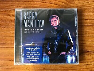 Barry Manilow - This Is My Town: Songs Of New York (CD) Brand NEW Sealed  • 2.25£