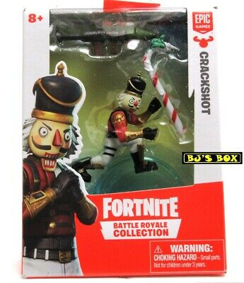 $ CDN9.95 • Buy FORTNITE Battle Royale Collection CRACKSHOT Figure & Accessories #032 New