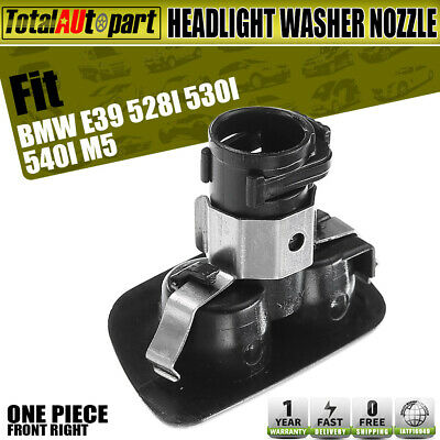 $13.39 • Buy Headlight Washer Nozzle Front Right For BMW E39 528i 530i 540i M5 97-03 8360662R