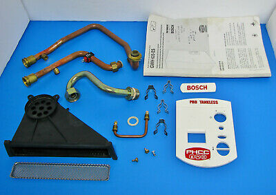 tankless water heater parts