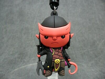 $ CDN12.64 • Buy Dungeons & Dragons NEW * Tiefling Rogue Clip * Blind Bag Figural Keychain