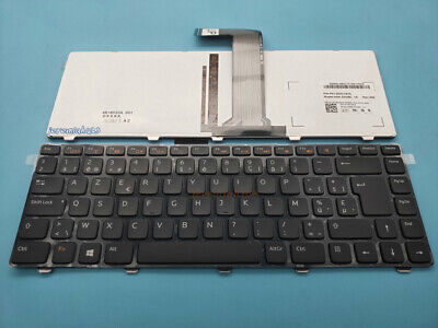 $ CDN18.42 • Buy For DELL Insprion N4110 N4120 M4110 M421R M521 Azerty Belgium Keyboard Backlit